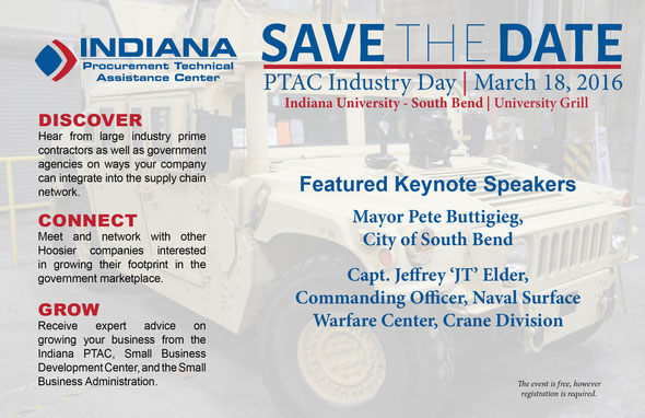 PTAC Industry Day - March 18, 2016